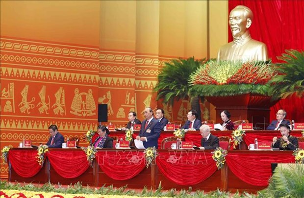 National development measures proposed at 13th National Party Congress hinh anh 2