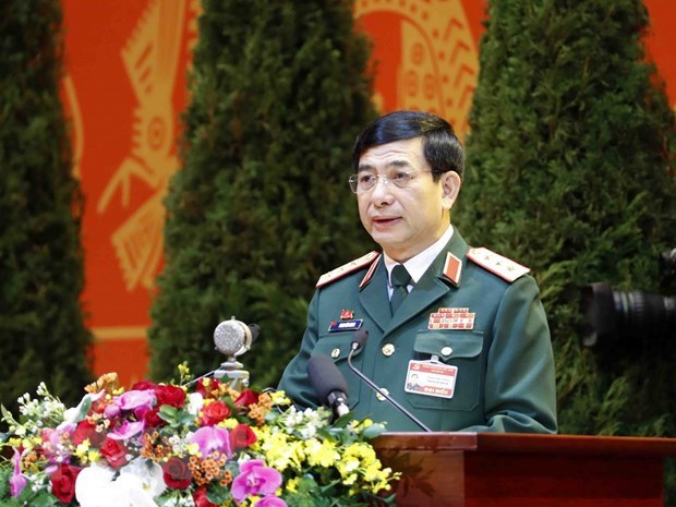 Security, defence, court officials submit proposals to Party Congress hinh anh 2