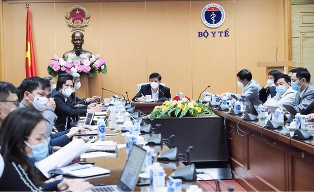 Three COVID-19 treatment hospitals set up in Hai Duong province hinh anh 1