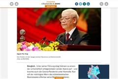 Vietnam's economic prospects highlighted in German media