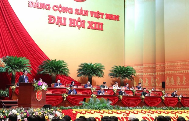 Int'l journalists affirm CPV's role in Vietnam's renewal achievements hinh anh 1