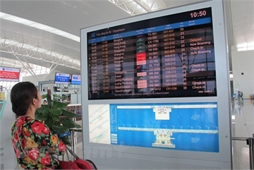 Vietnamese airlines' on-time performance hits 95.4 percent