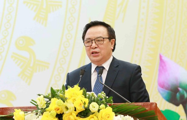 Diplomatic corps, int'l organisations updated on Party Congress's outcomes hinh anh 1