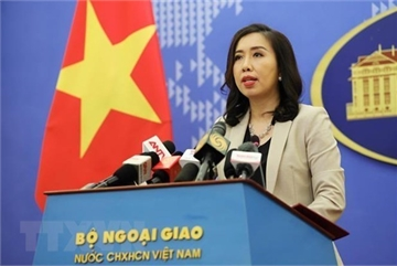 Vietnam advocates rule-of-law principle on seas and oceans: Spokesperson