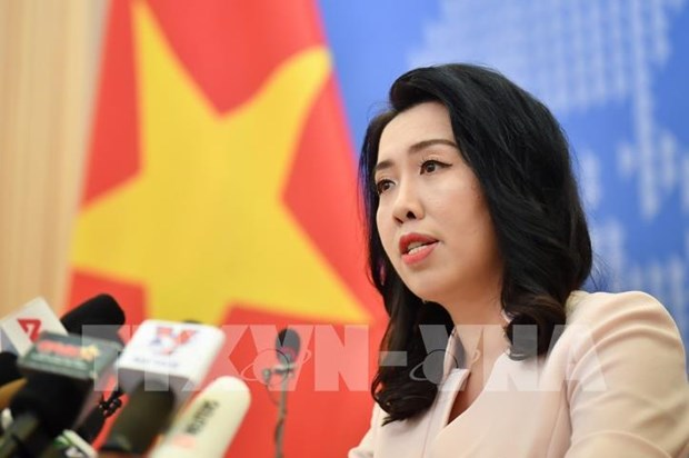 14-day quarantine continues to be applied on people entering Vietnam: Spokesperson hinh anh 1