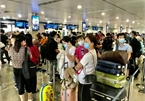 Tan Son Nhat airport tightens COVID-19 prevention measures