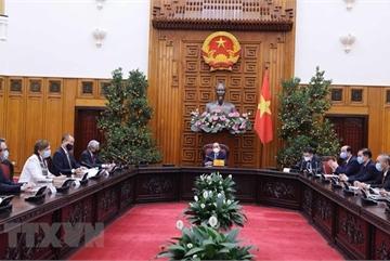 PM hosts heads of UN agencies in Vietnam