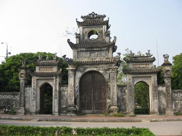 Chuong Pagoda features historical values in north Vietnam hinh anh 1