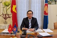 Vietnamese Ambassador assumes office as ASEAN Deputy Secretary-General