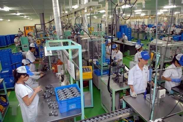 Vietnam's industrial export still relies on FDI sector hinh anh 1
