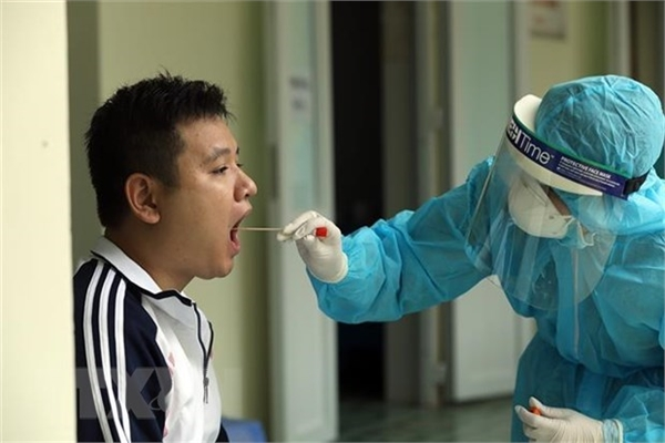 Additional 15 COVID-19 infections recorded in Hai Duong on February 19