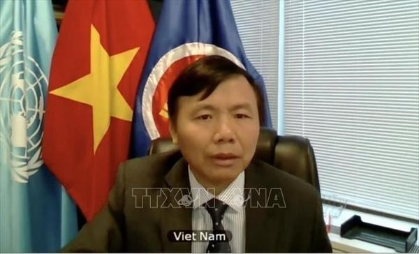 Vietnam concerned about use of force in international relations