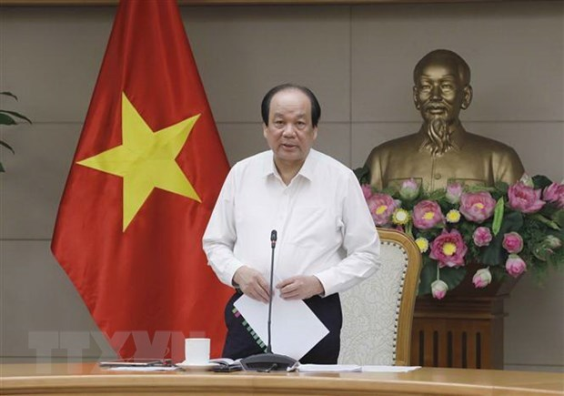 Government strives to ensure no overdue documents from 2016-2021 tenure hinh anh 1
