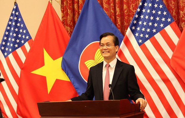 US wants to play active role in Southeast Asia