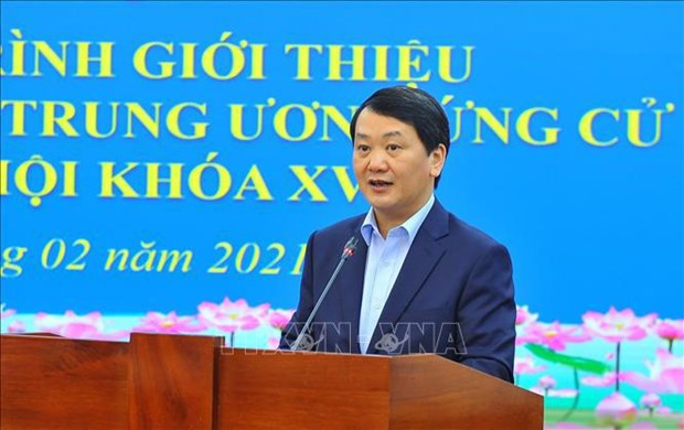 Chances for self-nominated candidates in NA election: Front leader hinh anh 1
