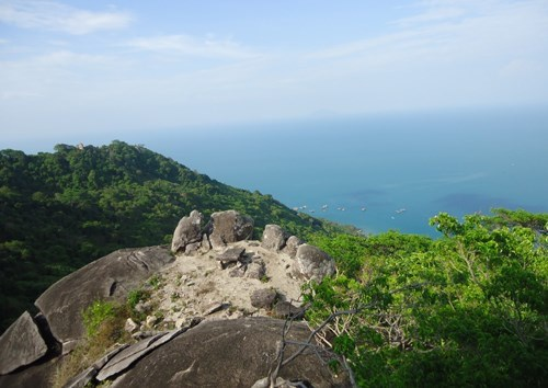 Kien Giang: Hon Son - untouched island hinh anh 1