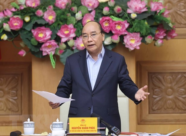 PM asks for prompt solutions to ineffective, stagnant industry-trade projects hinh anh 1