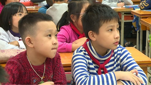 Korean, German to be piloted as first foreign languages hinh anh 1