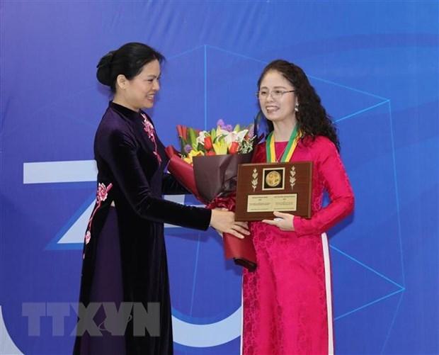 Winners of Kovalevskaya Award 2020 announced hinh anh 2
