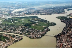 Polluted Dong Nai River basin needs co-ordinated clean-up