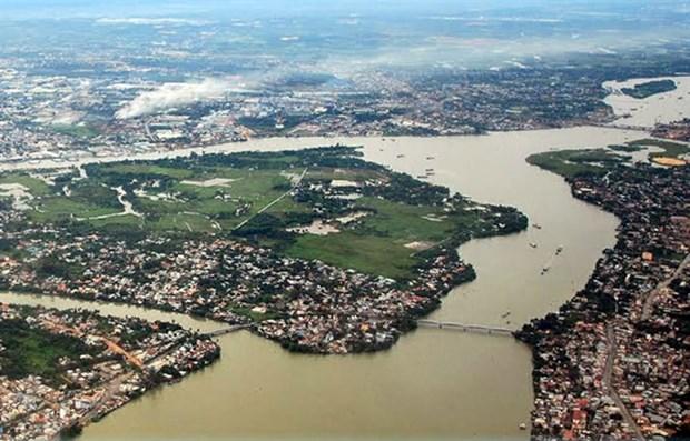 Polluted Dong Nai River basin needs co-ordinated clean-up hinh anh 1