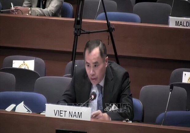 Vietnam proposes solutions to COVID-19 impact on migrants hinh anh 1