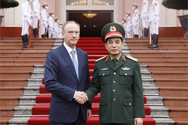 Officials hail Vietnam-Russia cooperation in national defence-security