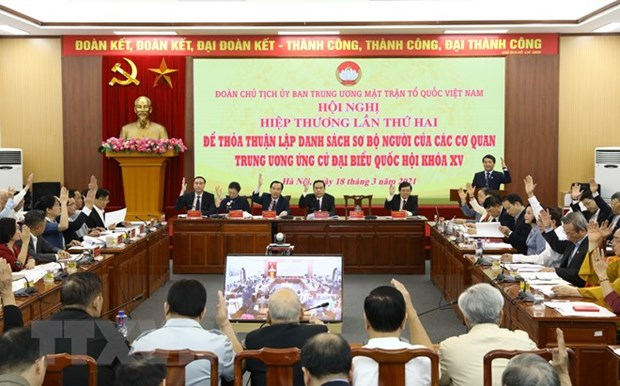 Consultative conferences held to ensure democracy in elections hinh anh 2