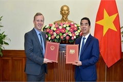Vietnam, UK exchange official notes of UKVFTA