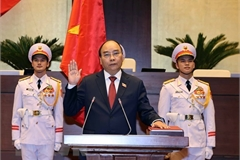 Congratulations come to newly-elected Vietnamese leaders