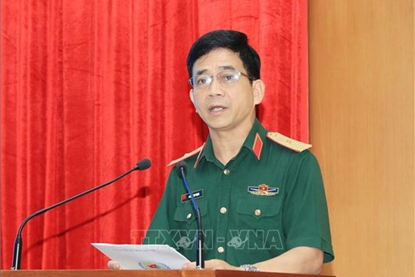 Vietnam helps maintain sustainable global peace: Officer