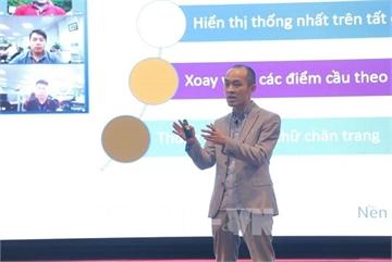 Vietnamese-developed online meeting platform debuts