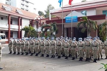 Vietnam's peacekeeping force wins high appreciation