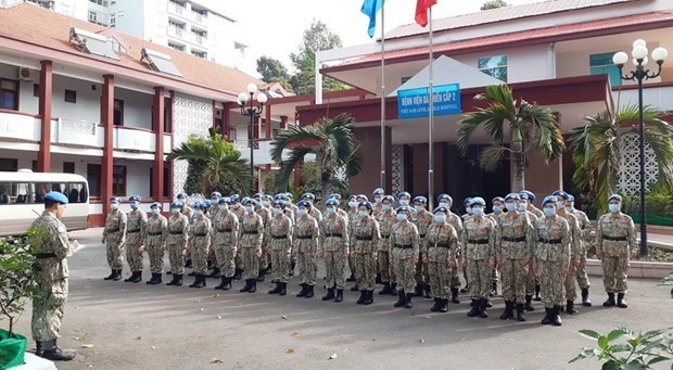 Vietnam's peacekeeping force wins high appreciation hinh anh 1