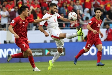 Vietnam to play friendly match with Jordan