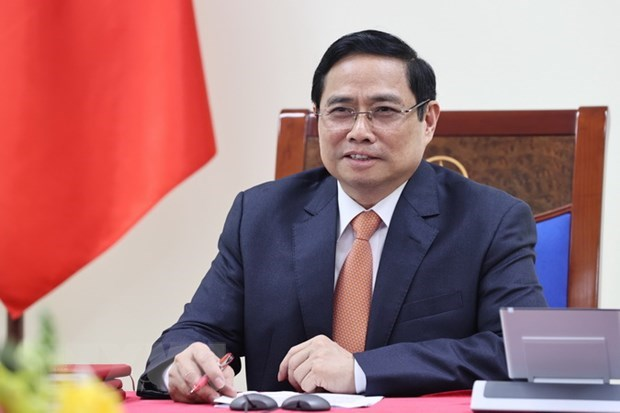 Vietnam works toward increasing ASEAN's centrality in addressing challenges hinh anh 1