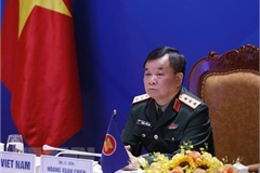 Vietnam, China hold seventh defence strategy dialogue