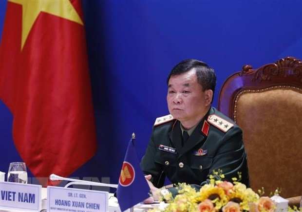 Vietnam, China hold seventh defence strategy dialogue hinh anh 1