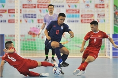 Vietnam to join 2021 Futsal World Cup playoffs