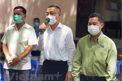 Vietnamese in Cambodia advised not to return home illegally