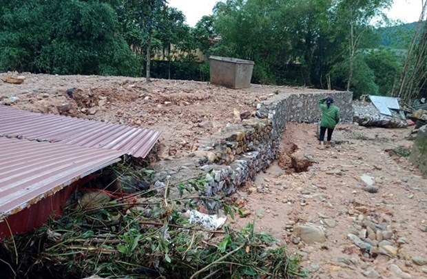 Northern region warned of extreme weather hinh anh 1