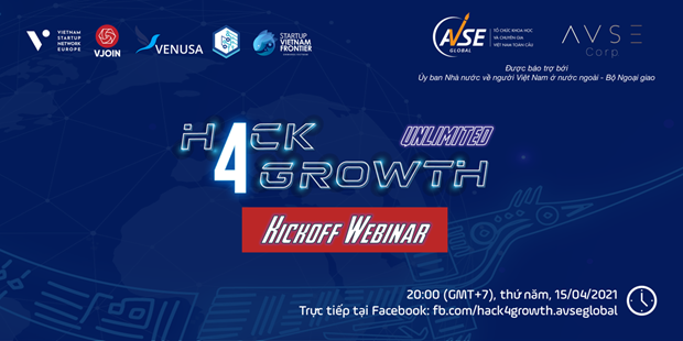Hack4Growth launched in Australia hinh anh 1