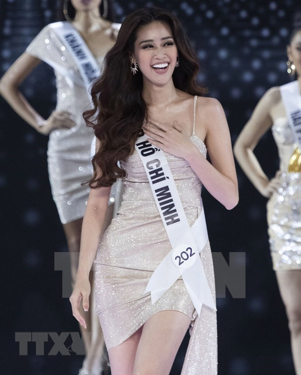 Miss Universe Vietnam 2021 finale slated for December hinh anh 1