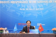 Vietnam chairs UNSC open debate on protection of objects indispensable to civilian population's survival