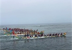 Ly Son island district's boat racing festival becomes national heritage