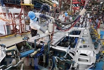 Four-month FDI totals $12.25 billion