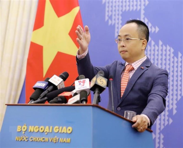 Vietnam supports right to develop, use atomic energy for peaceful purposes hinh anh 1