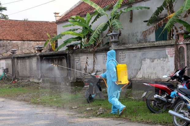 Vietnam reports three domestically transmitted cases on April 30 morning hinh anh 1
