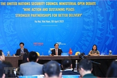 UNSC themes during Vietnam's Month of UNSC Presidency win international approval