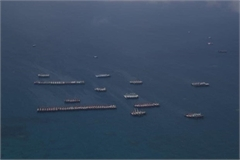 International community criticise China's new moves in East Sea